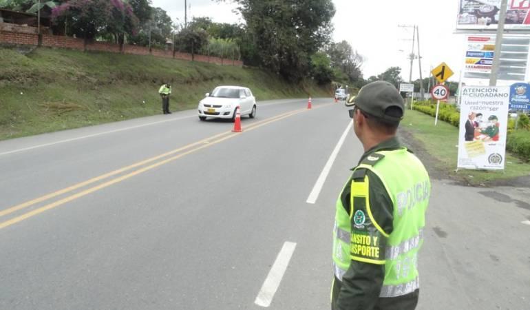 En la última semana se realizaron control y registro a 1.570 vehículos