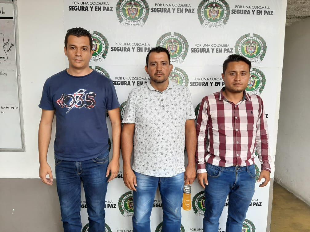 Imputados tres miembros de la Policía por extorsión, concusión y otros delitos en Ibagué