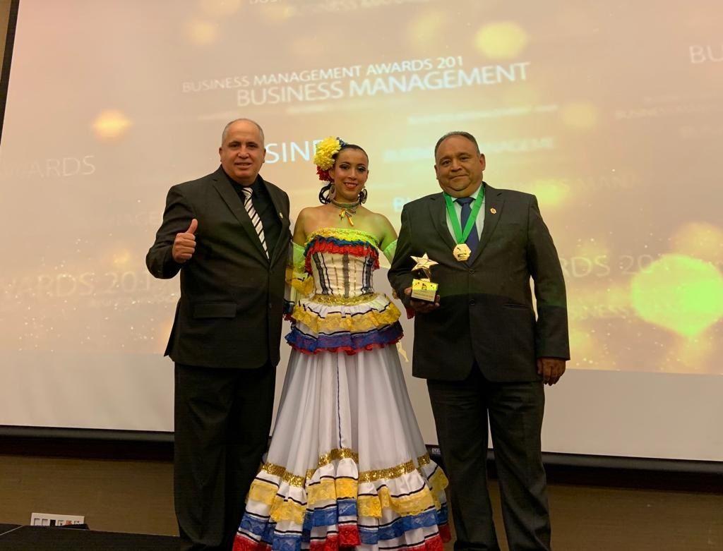 Fábrica de Licores del Tolima obtuvo premio internacional