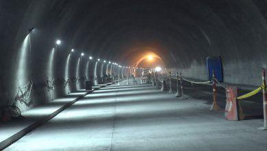 Terminaron revestimiento del Túnel de la Línea