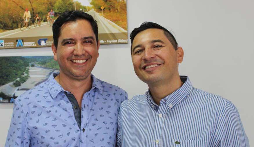 César Fabián Yáñez Puentes, nuevo secretario de Movilidad y Tránsito de Ibagué