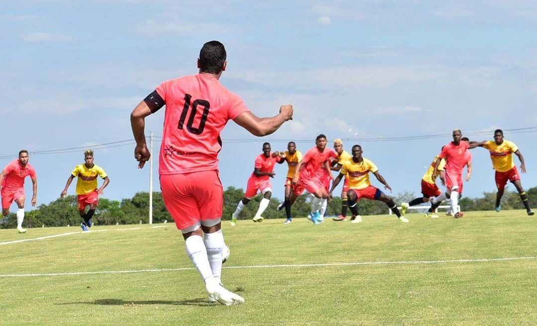 Ocho goles se llevó el Bogotá F.C en amistosos contra el Deportes Tolima en Ibagué