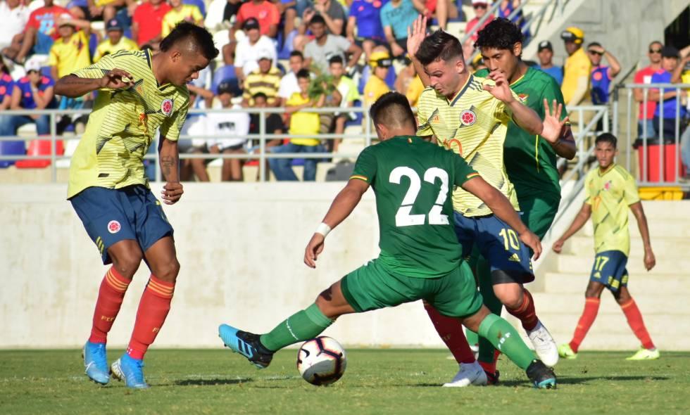 Conozca el calendario con fechas, horas y partidos del Preolímpico de fútbol en Colombia