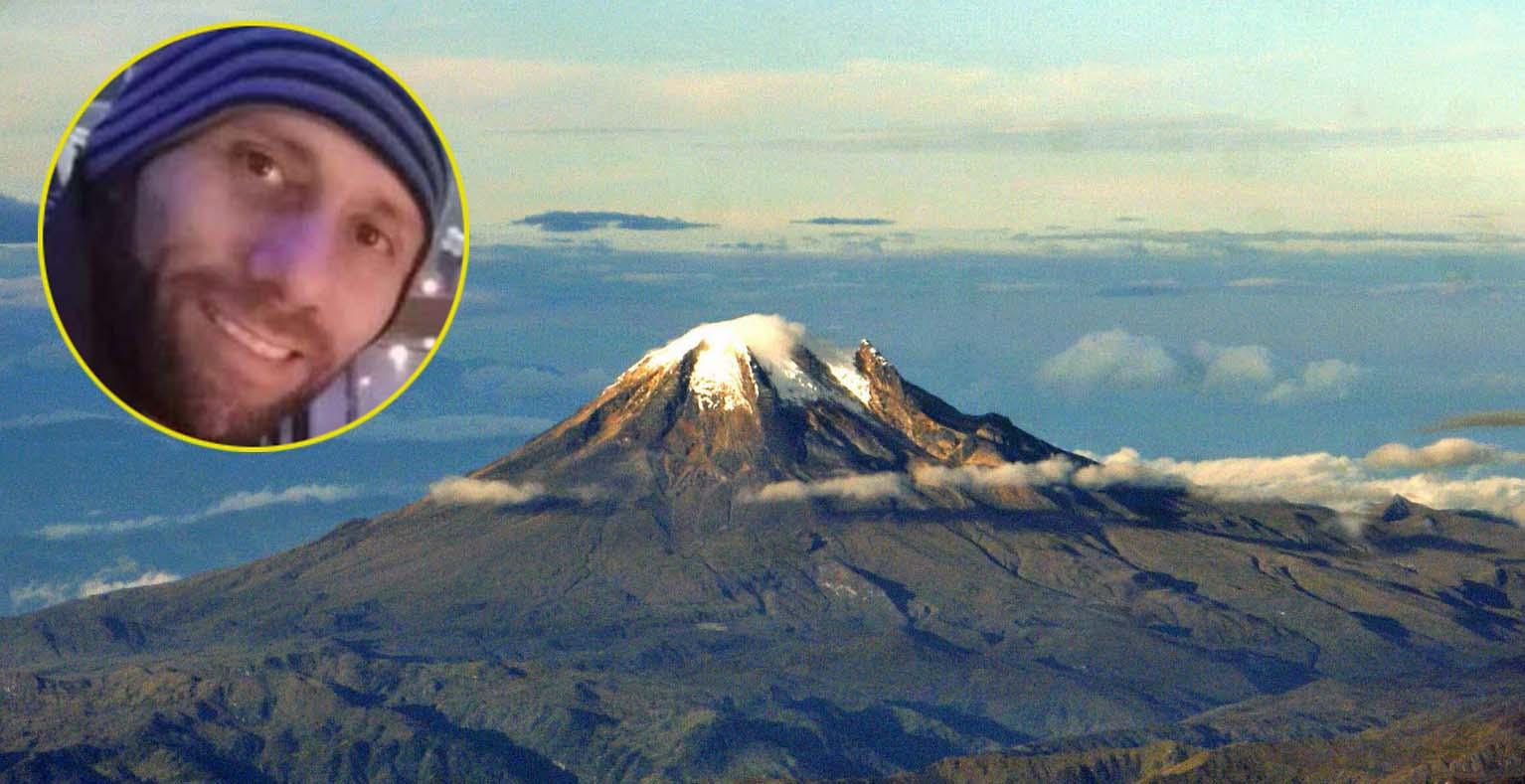 Encontraron al periodista bogotano 'que se había perdido' en el Nevado del Tolima