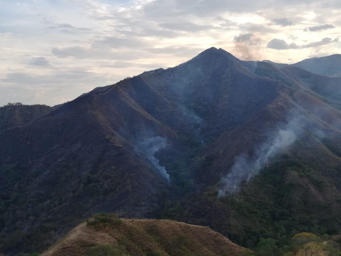 Tolima, en máxima alerta por amenaza de incendios forestales