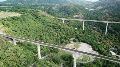 Antes de finalizar enero entraría en operación el nuevo viaducto de Gualanday