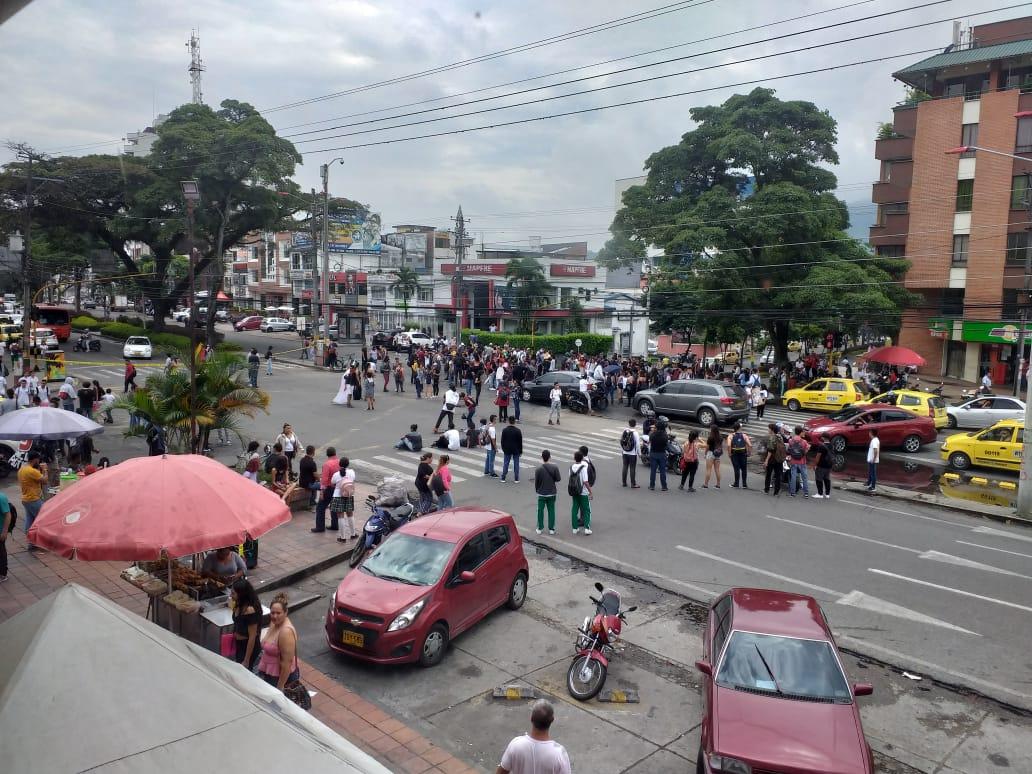 Con normalidad transcurrieron manifestaciones en el Tolima