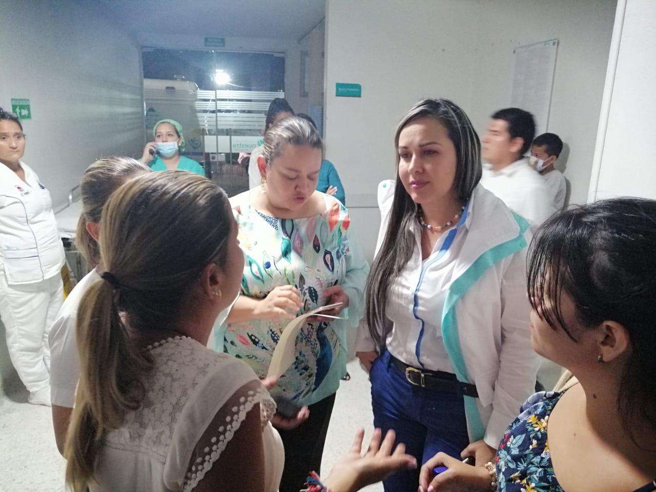 Secretaría de Salud le pone la lupa a la prestación de servicios de urgencias en Ibagué