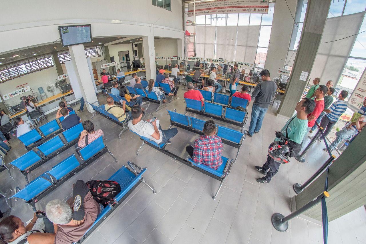 Desde este viernes se reanuda la atención de trámites en la Secretaría de Movilidad