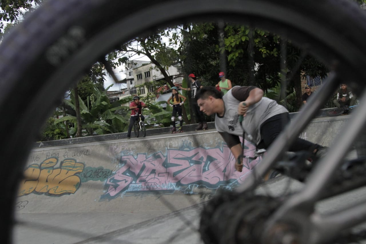 Alcaldía le hará mejoras al Skate Park