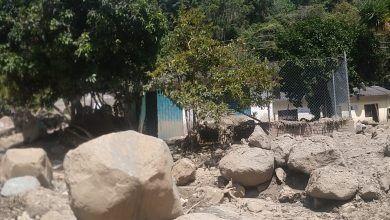 Derrumbe en zona rural de Chaparral acabó con las vidas de una abuela y un niño