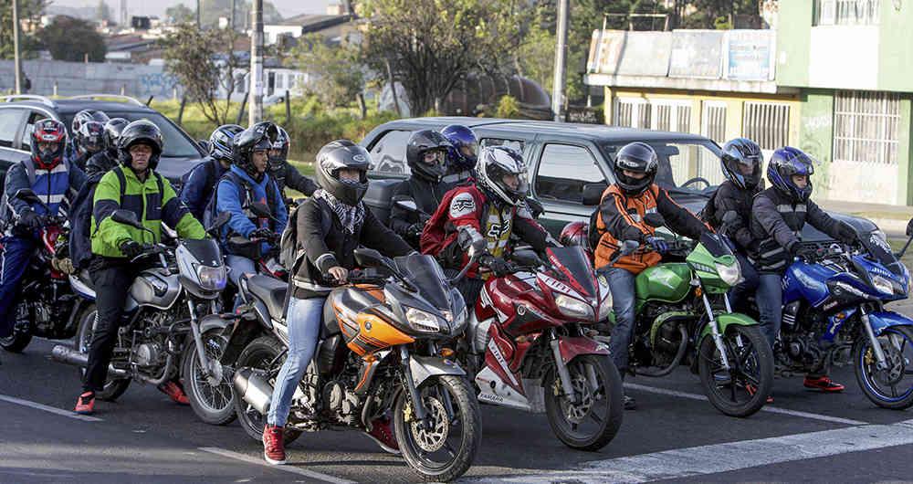 Venta de motos creció el 10 % en enero