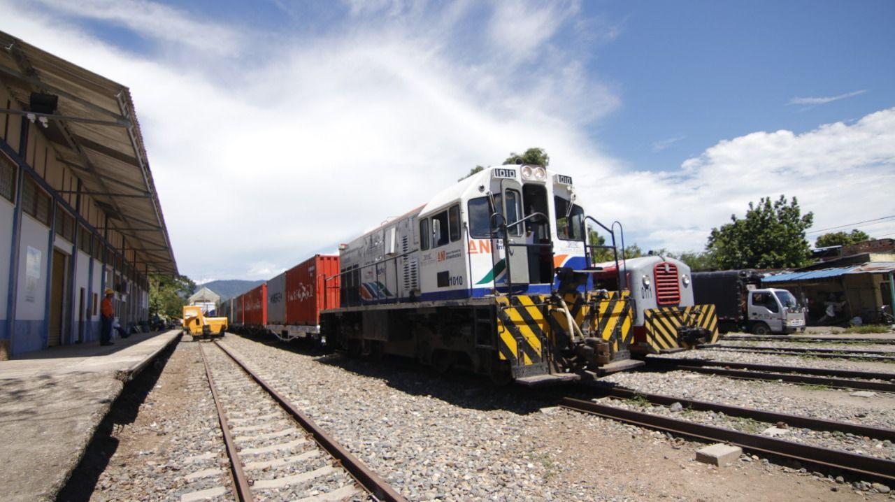 Aumentan toneladas de carga transportadas por tren entre La Dorada y la Costa Atlántica