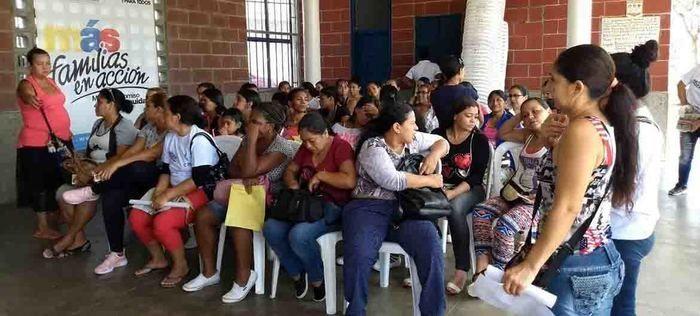 Inicia pago del programa 'Familias en Acción'