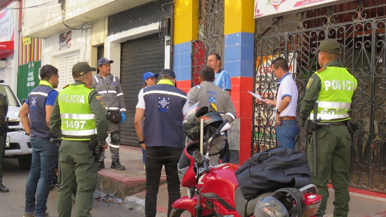 Ibal inició operativos de suspensión a usuarios con deudas millonarias