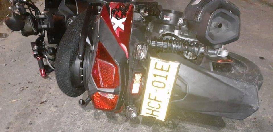 Adulto mayor murió arrollado por adolescentes en moto
