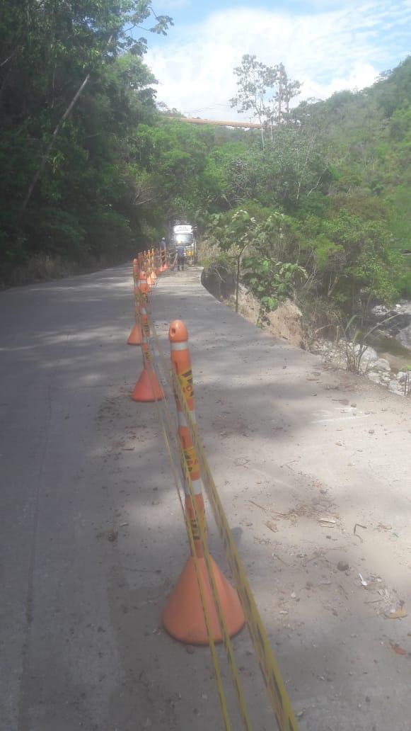 Aprobados $ 3.400 millones para intervenir tramo de la vía Ibagué - San Luis, sector de Payandé