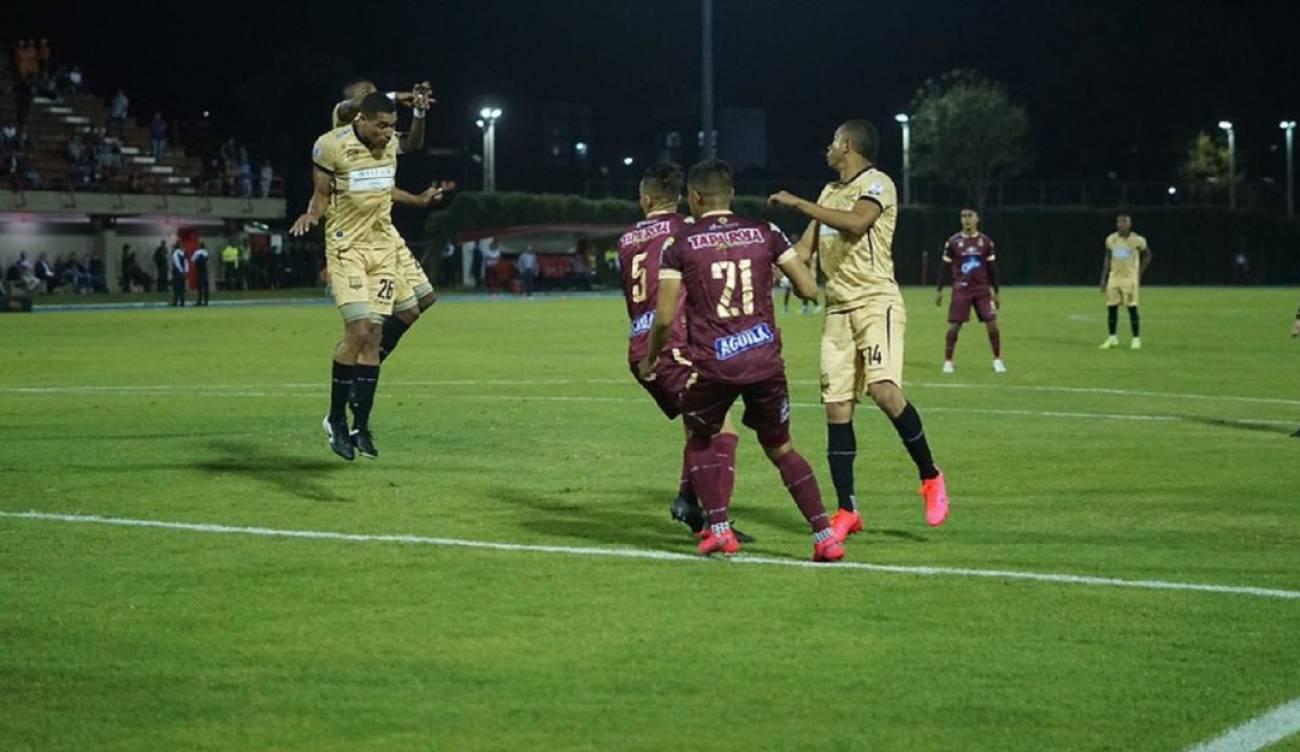 Se fueron las luces al 'juego limpio' en empate del Tolima en Rionegro