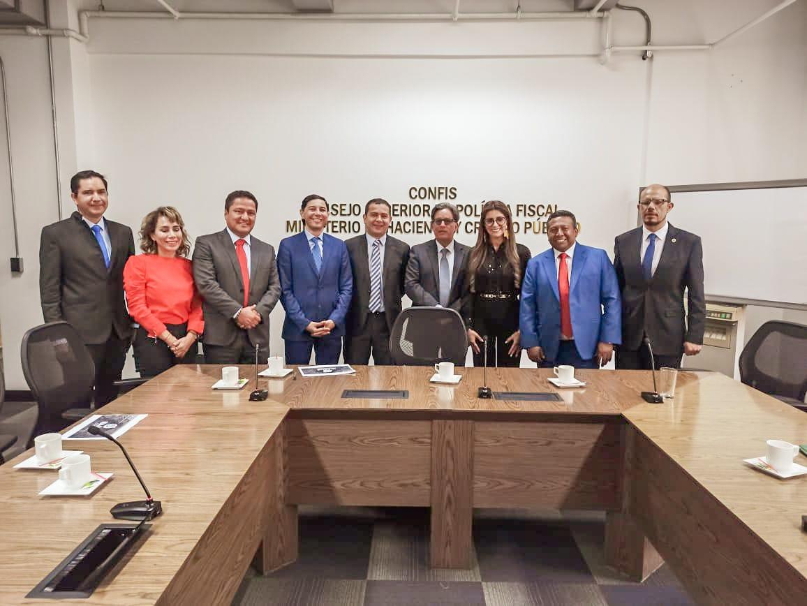 Alcalde pidió al Gobierno Nacional adelantar aporte de recursos para el SETP