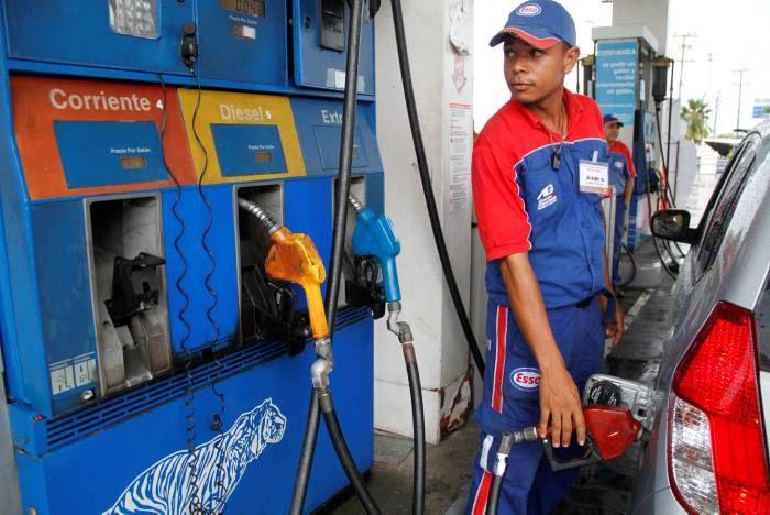 Precios de combustibles seguirán estables