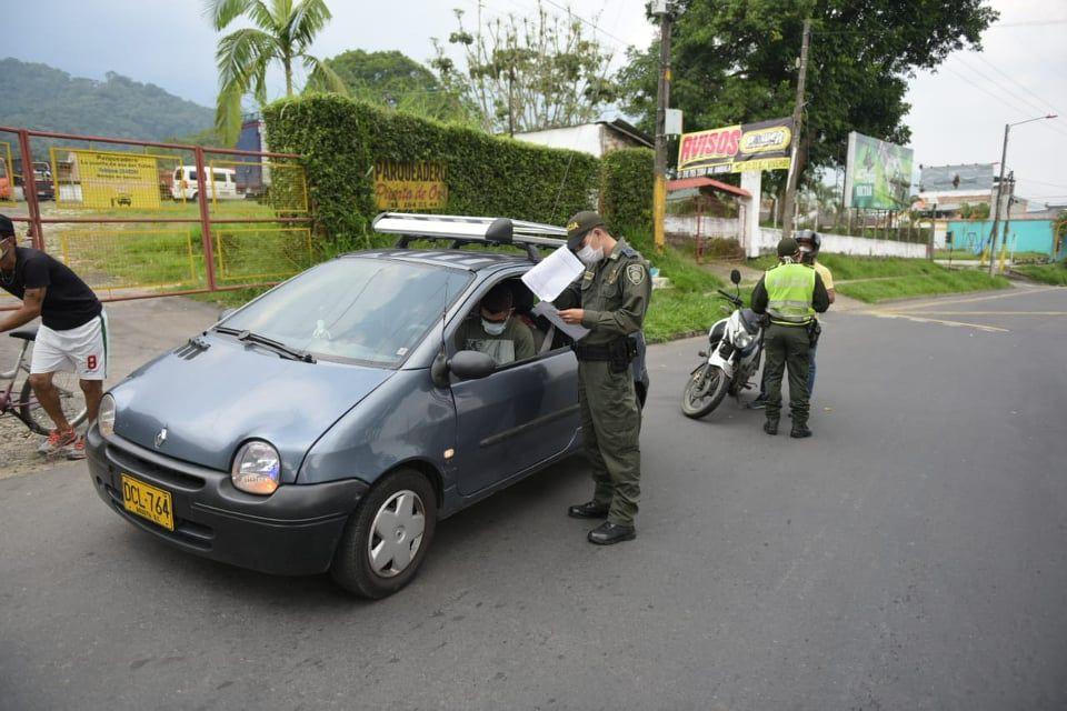 """""""Vehículos sorprendidos en las vías del Tolima durante Semana Santa, serán inmovilizados"""""""