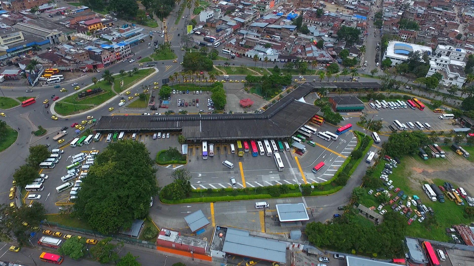 Reducción del 80% de pasajeros en la Terminal de Transporte de Ibagué durante la semana de receso
