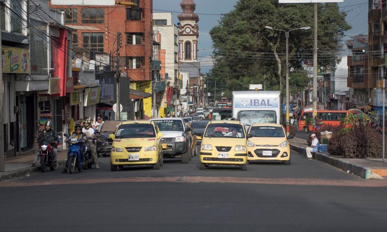 Cortolima aportará estudios para modificar pico y placa en Ibagué