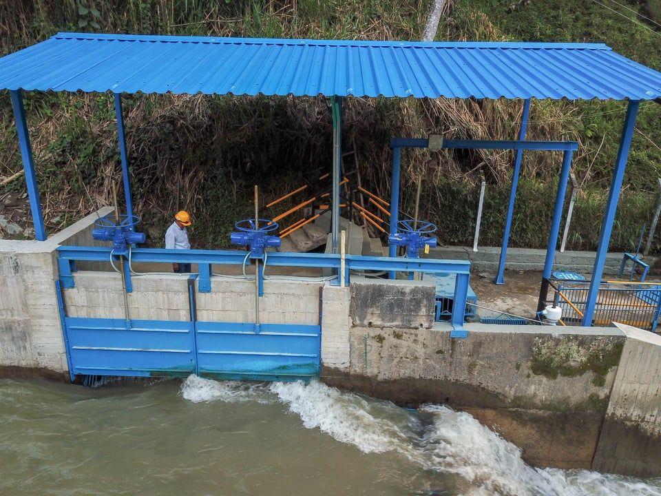 Ibal se alista para la temporada de lluvias