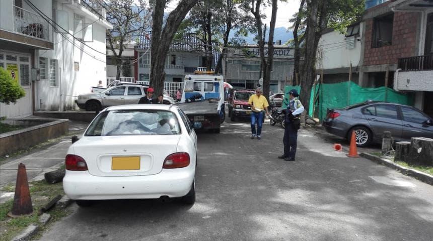 Secretaría de Movilidad gestionará salida de vehículos inmovilizados