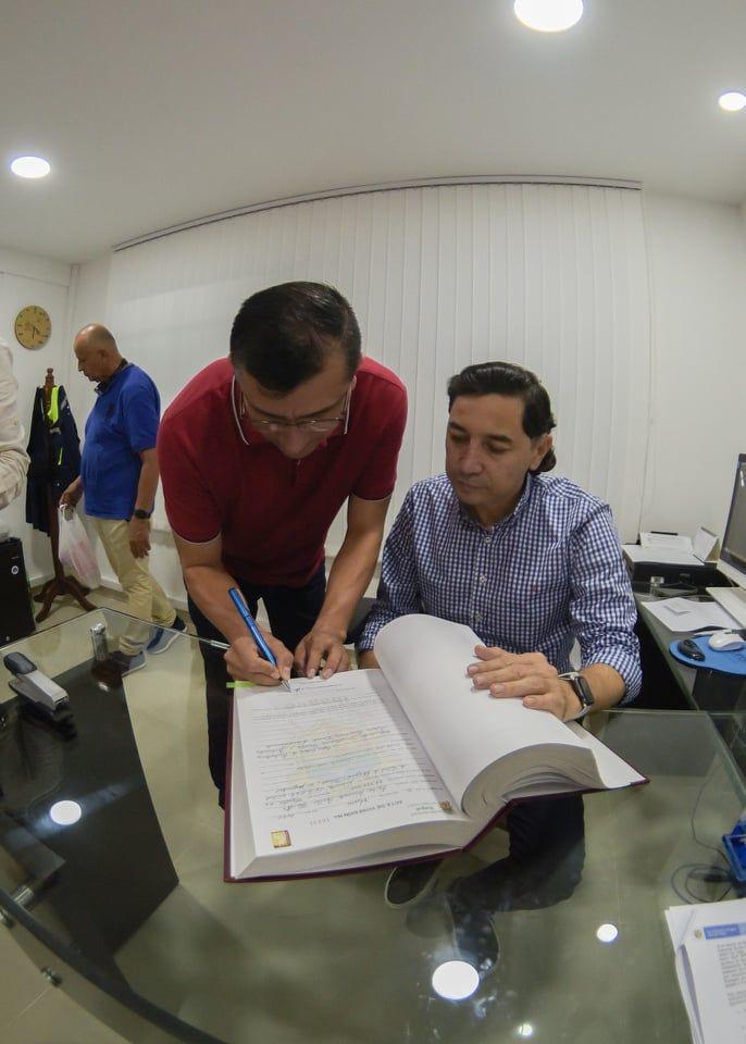 Se posesiona nuevo Gerente de la Unidad de Salud de Ibagué