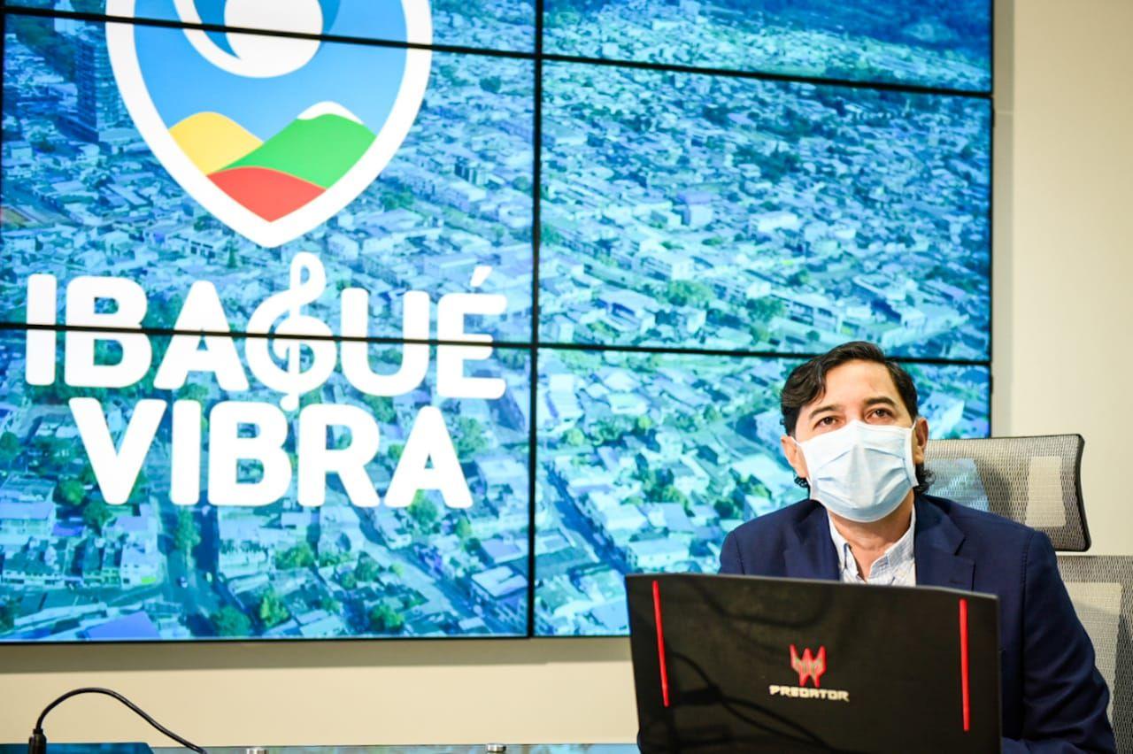 Prueba de Covid-19 al alcalde Andrés Hurtado salió negativa