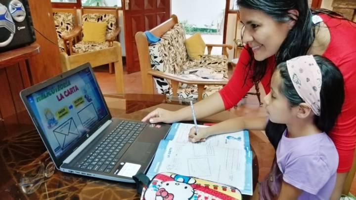 147 mil estudiantes de colegios oficiales vuelven a clases virtuales el próximo lunes en el Tolima
