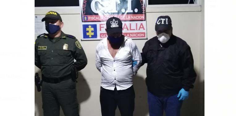 Capturan a condenado por matar a un hombre de 23 años