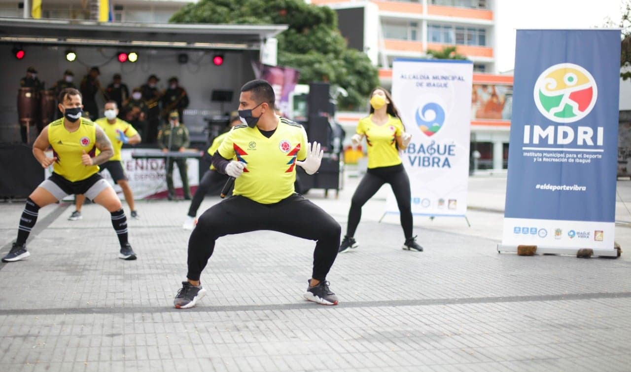 Conozca las medidas para realizar deporte al aire libre durante la 'cuarentena'