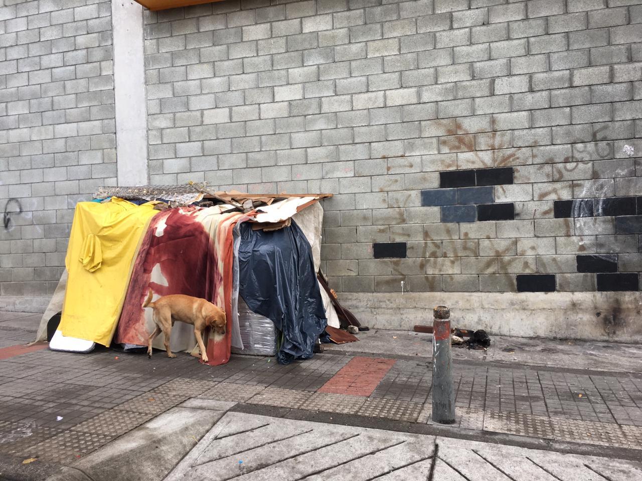Descartan contagio de coronavirus en habitante de calle
