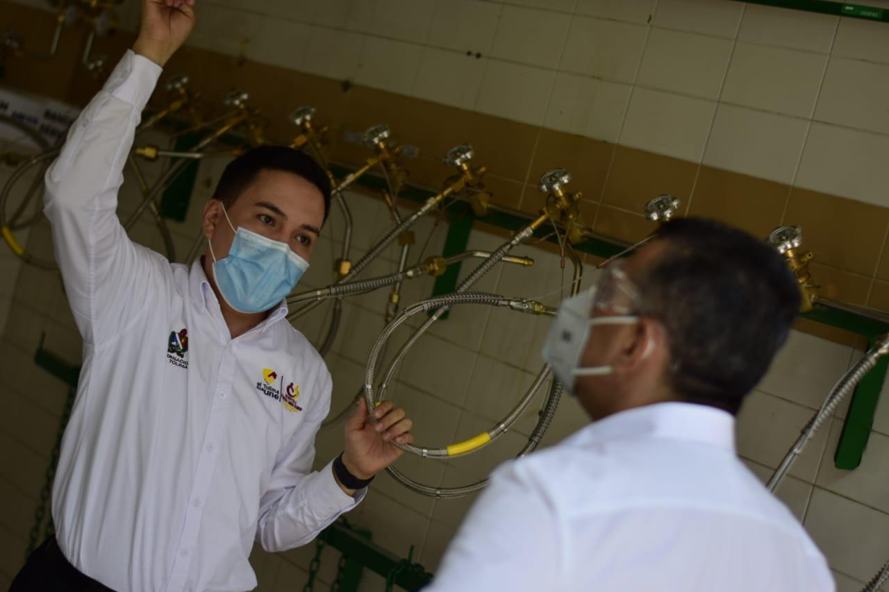Hospital Federico Lleras Acosta sede Limonar, un sueño que se hace realidad para la salud del Tolima