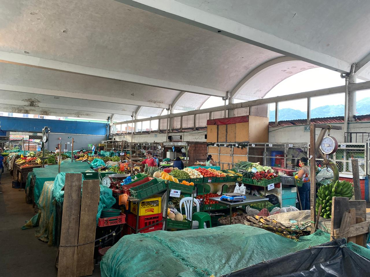 Plazas de mercado tendrán horario especial durante Semana Santa