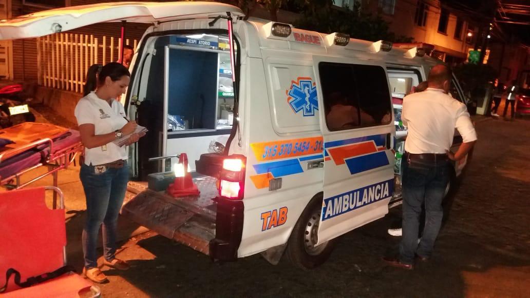 Ambulancias cumplirán estrictos protocolos para el traslado de pacientes infectados por Covid-19