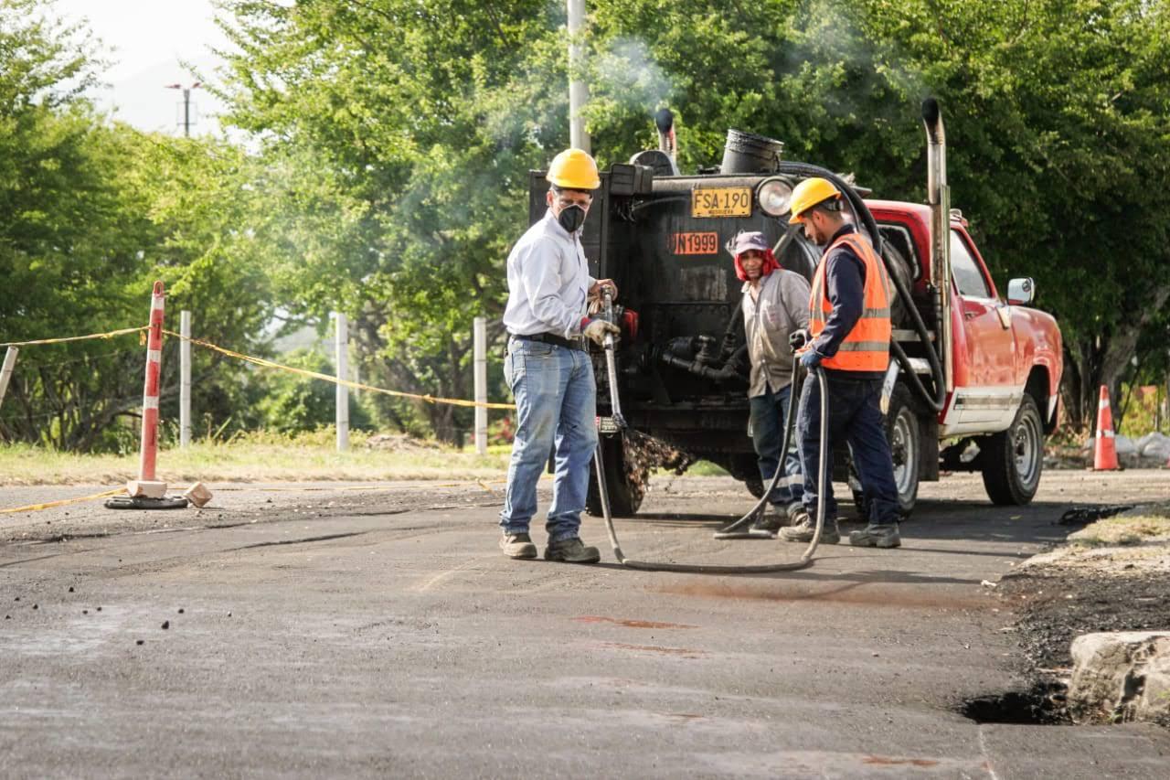 Alcaldía reactivará obras públicas en Ibagué