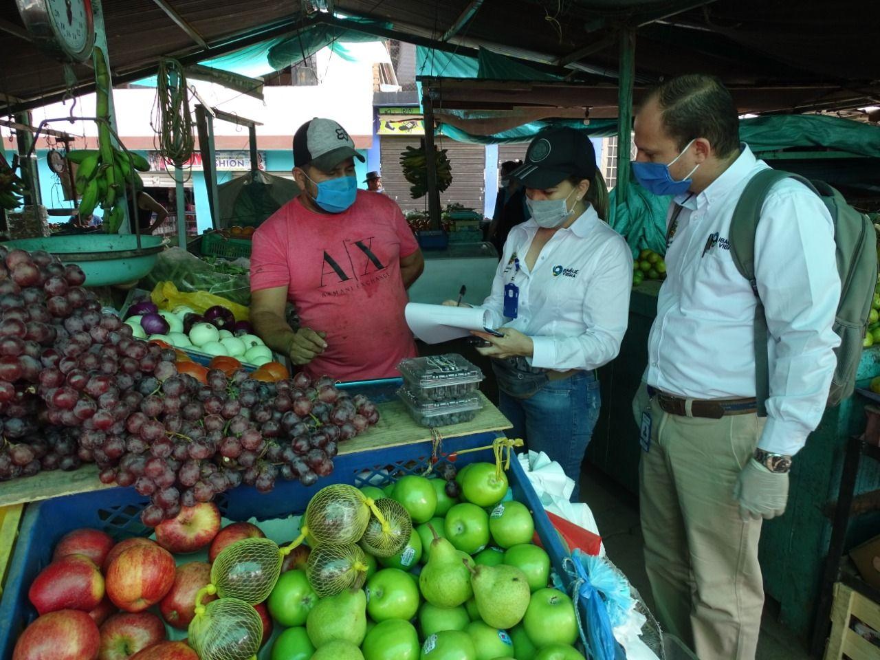 Alcaldía de Ibagué realiza control de precios a productos de la canasta familiar