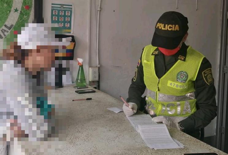 Veinticinco capturados y 2.547 comparendos por violación de 'cuarentena'
