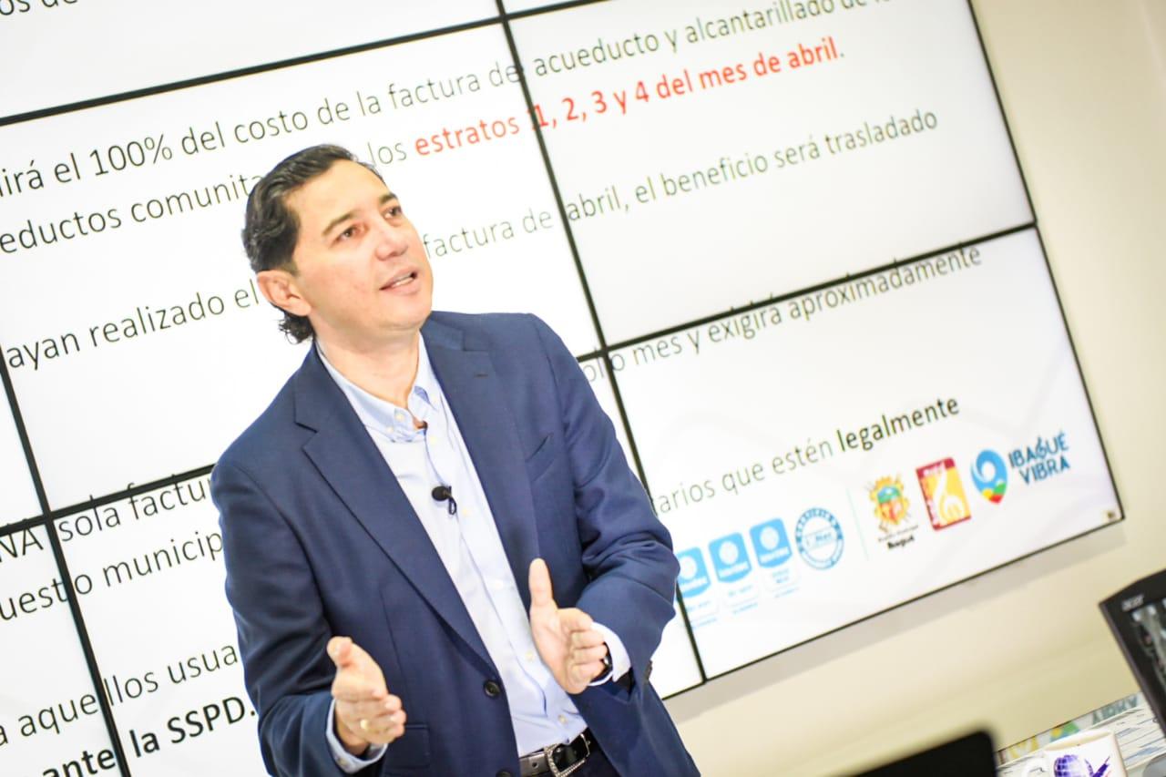 Alcaldía subsidiará pago de servicios públicos para estratos 1, 2, 3 y 4