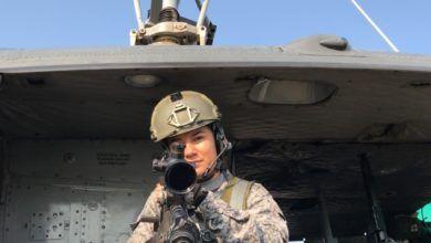 Photo of Entrevista: La ibaguereña que sobresale en tiro de plataforma de la Fuerza Aérea