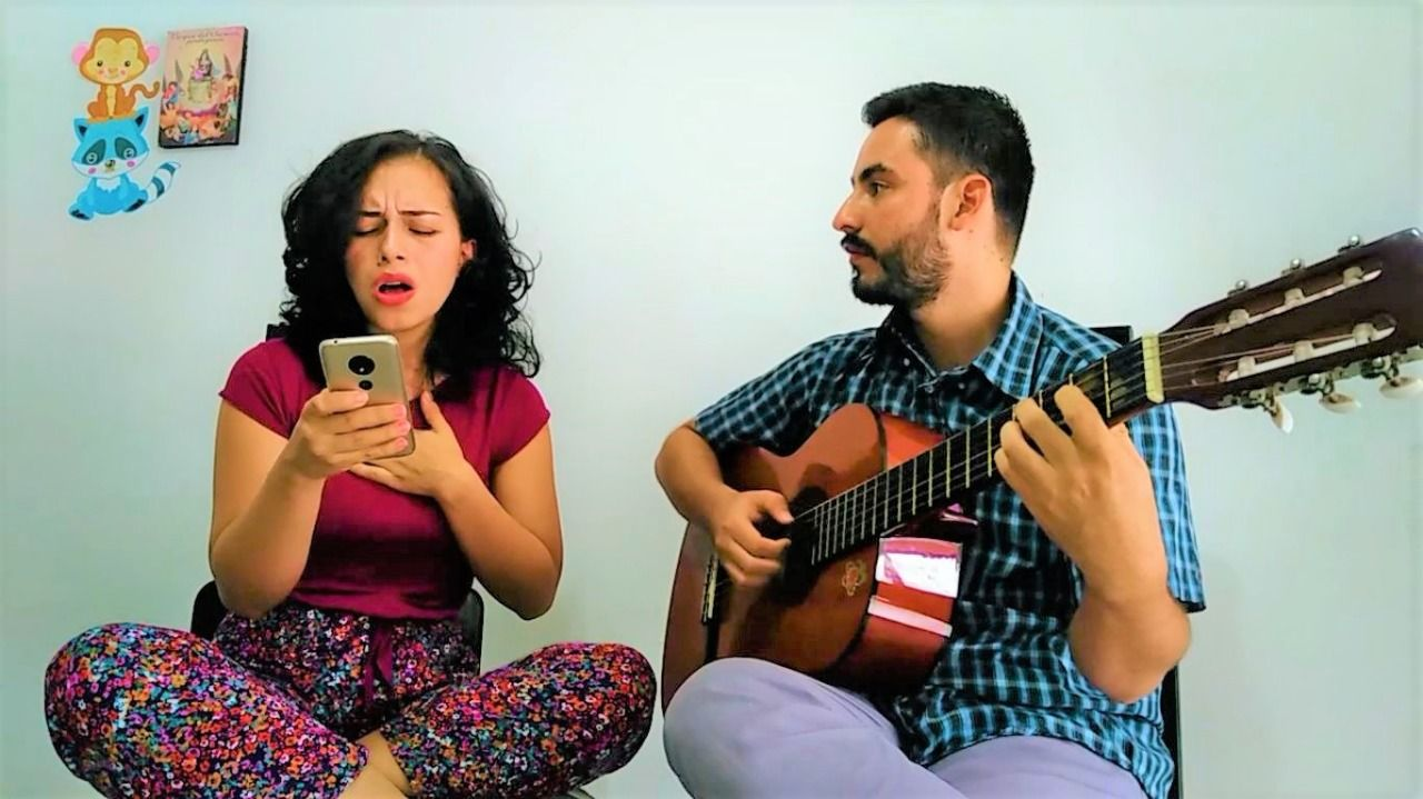 Artistas locales podrán mostrar su talento en las serenatas en casa