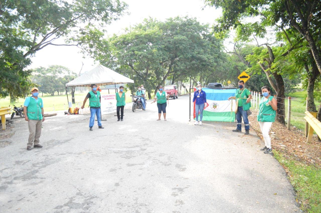 Indígenas instalan puestos de control en las vías del Tolima