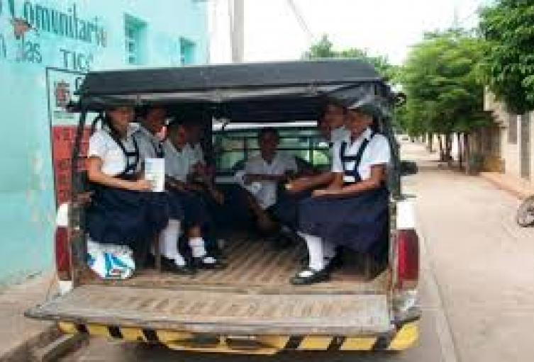 Más de 4.000 estudiantes recibieron subsidio de transporte escolar en Ibagué
