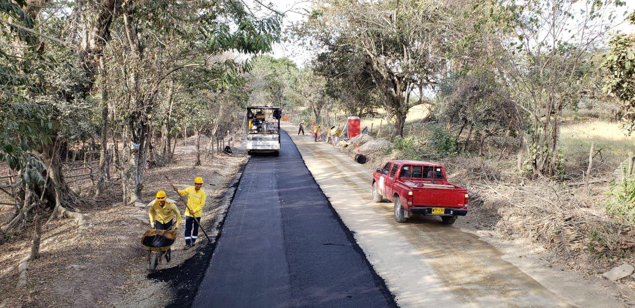 Obras de infraestructura en proyectos viales se reactivarán en el Tolima