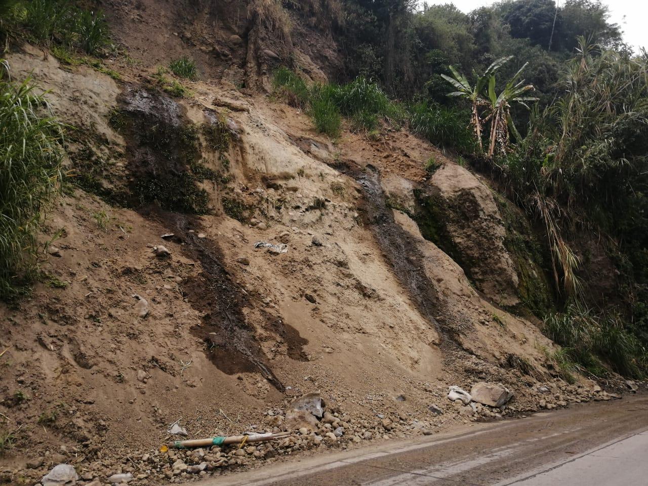 Reinician labores de mitigación en el sector de La Vega