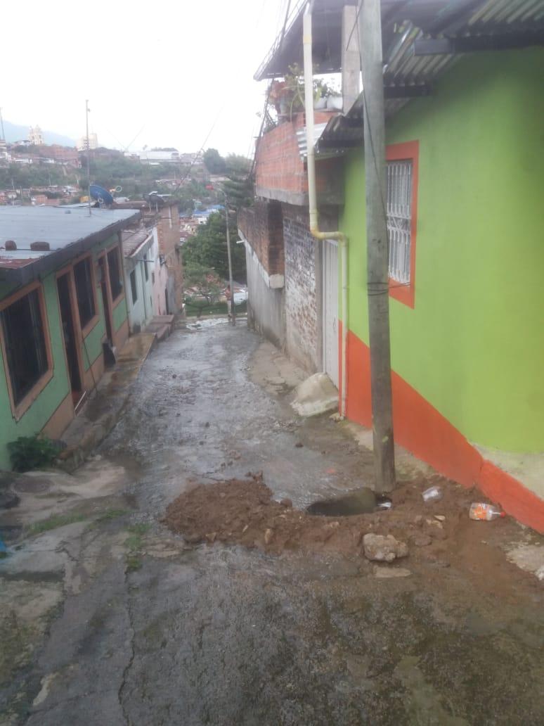 Arreglos de daños tiene si agua a los barrios del Sur de Ibagué