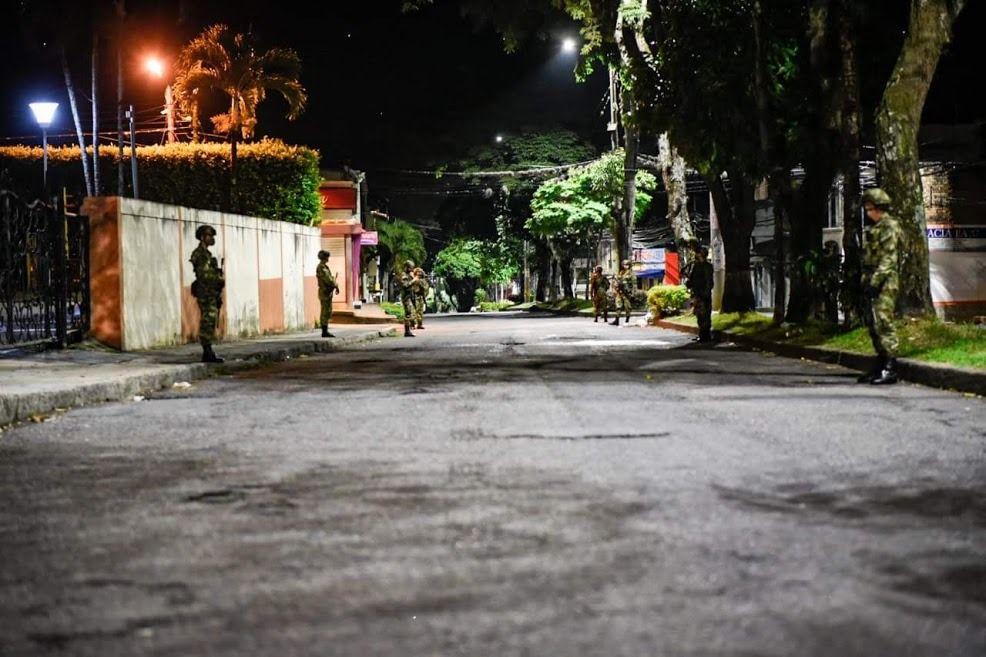 Recuerde: Este fin de semana continúa 'el toque de queda' en Ibagué